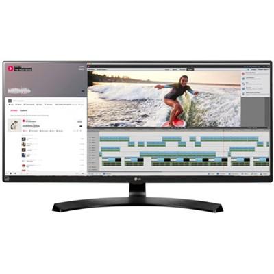 """34"""" LG 34UM88C-P 3440x1440 IPS LED Monitor $469.99 + Free Shipping $469.97"""