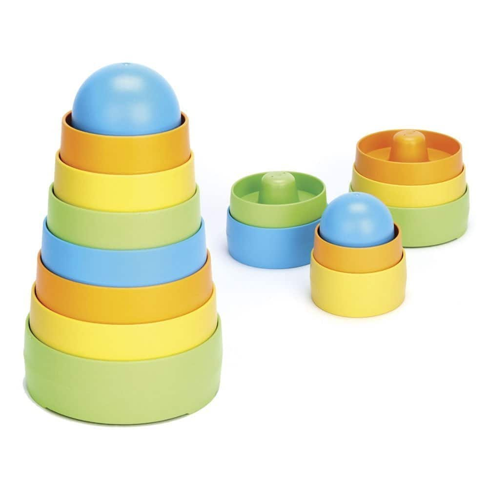Green Toys My First Stacker - Amazon $5.33