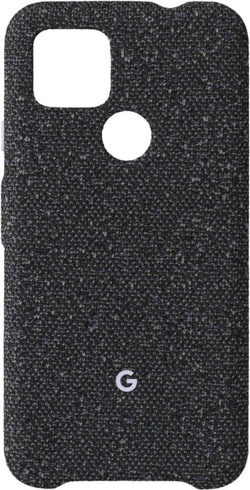 Google Pixel 4a (5G) Fabric Case - Basically Black - $24.99 (Best Buy)