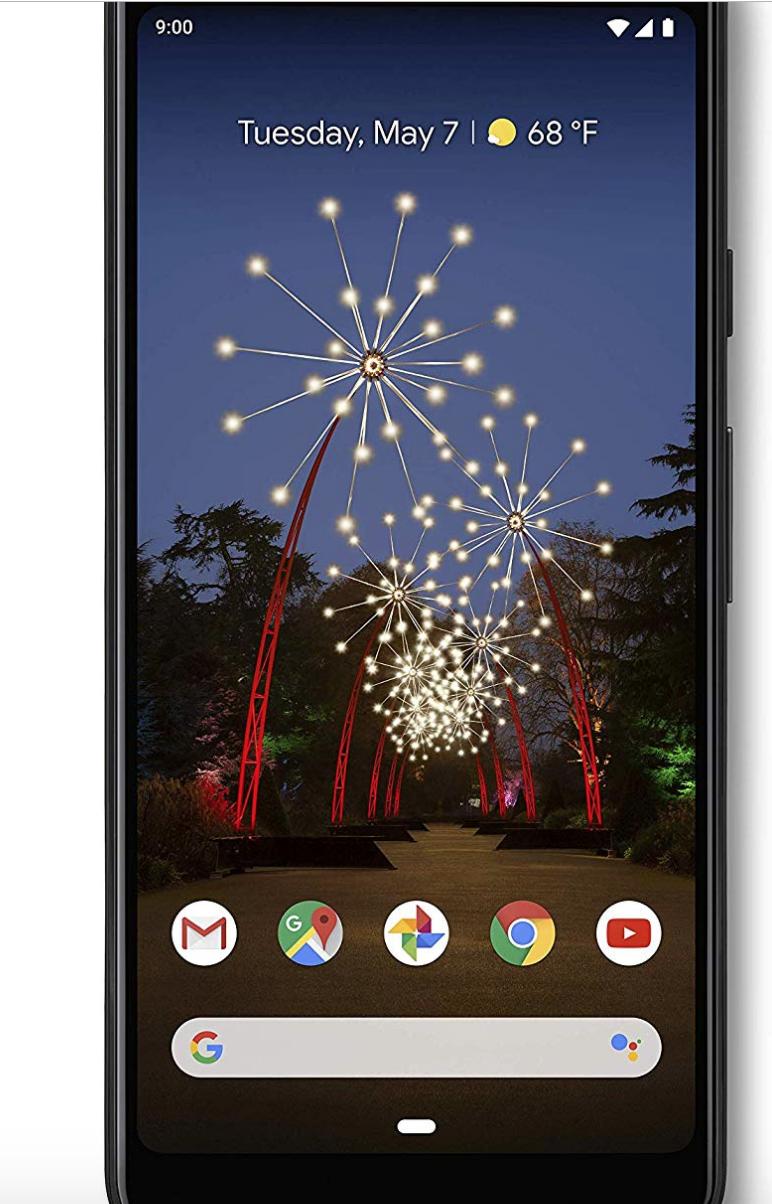 64GB Google Pixel Unlocked Smartphone: 3a XL $429 or 3a $349 + FS @ Amazon