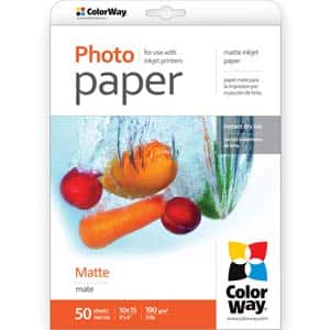 """Frys-Colorway 4""""x6"""" Photo Paper 50Ct- $1.29 / 20Ct -$0.57 Free Store PU"""
