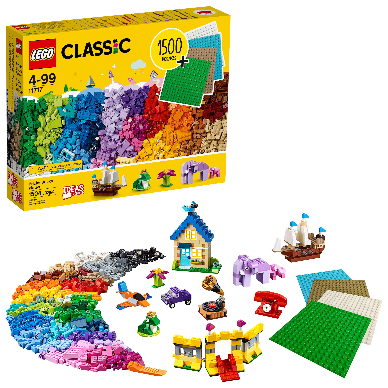 Lego Classic Bricks 1500 Pieces $39.97