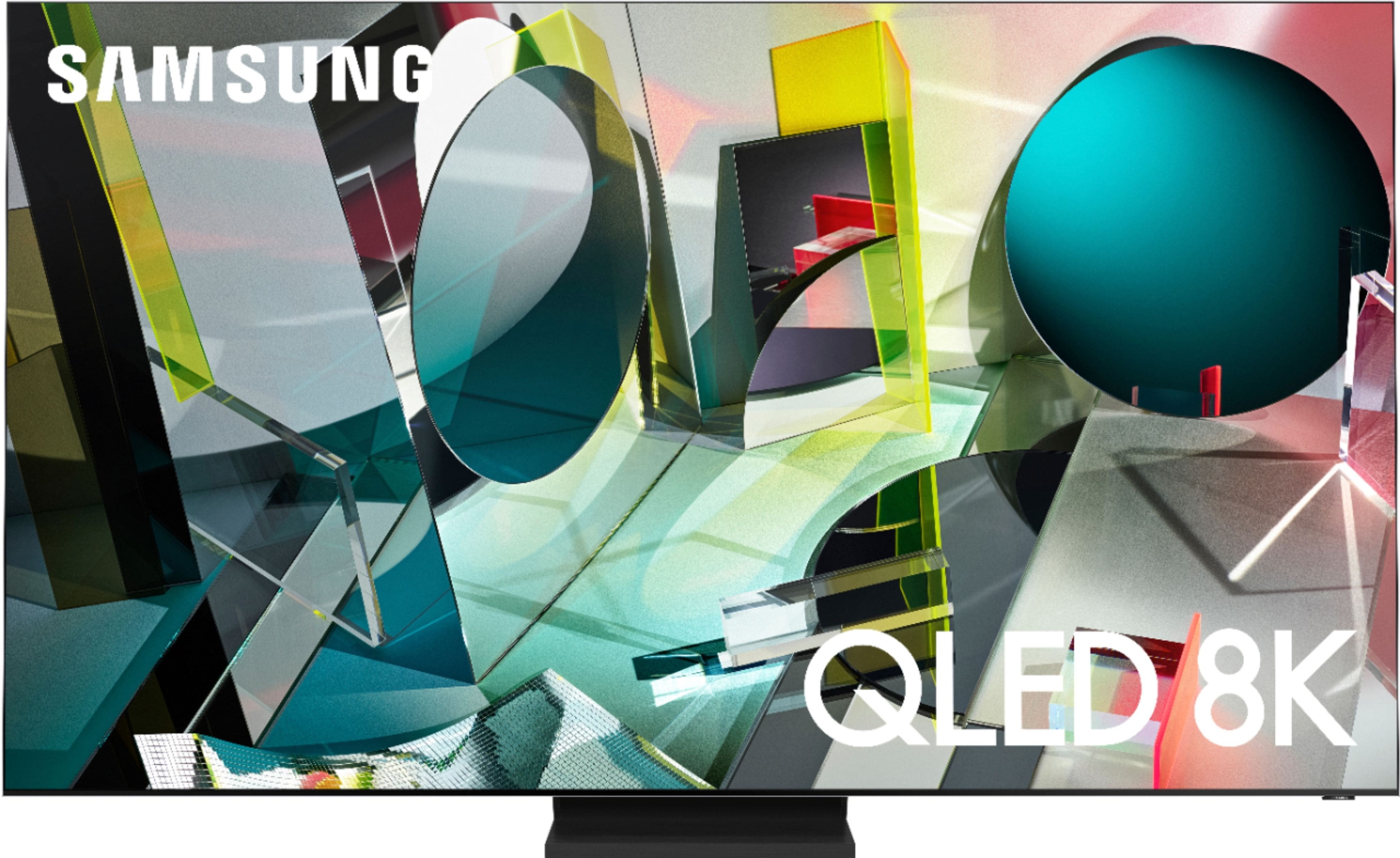 "Samsung - 75"" Class Q900TS Series QLED 8K UHD Smart Tizen TV + $500 BB GC $2799"