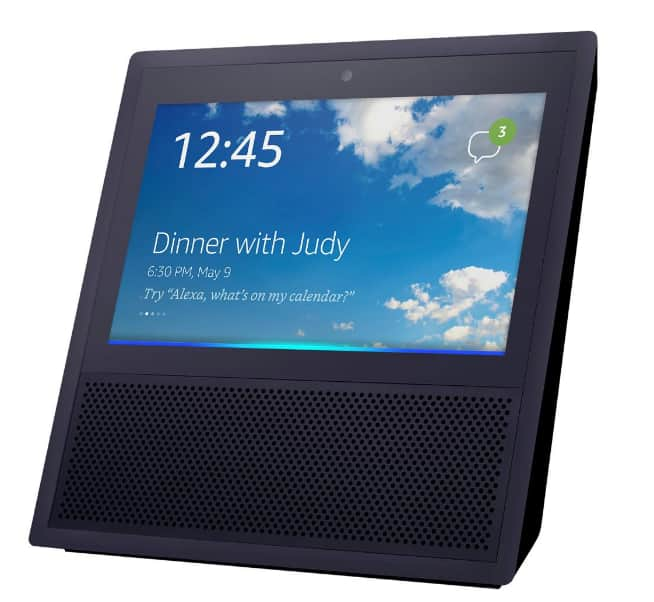 Amazon Echo Show $199.99 + $40 gift card @ Newegg 3rd party seller ...