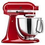 Kitchenaid Stand Mixer refurbished 5-QT Ksm150ps All Metal Artisan Various Colors on Ebay for 169.99 free shipping - DOTD -
