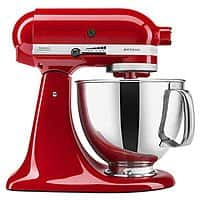 eBay Deal: Kitchenaid Stand Mixer refurbished 5-QT Ksm150ps All Metal Artisan Various Colors on Ebay for 169.99 free shipping - DOTD -