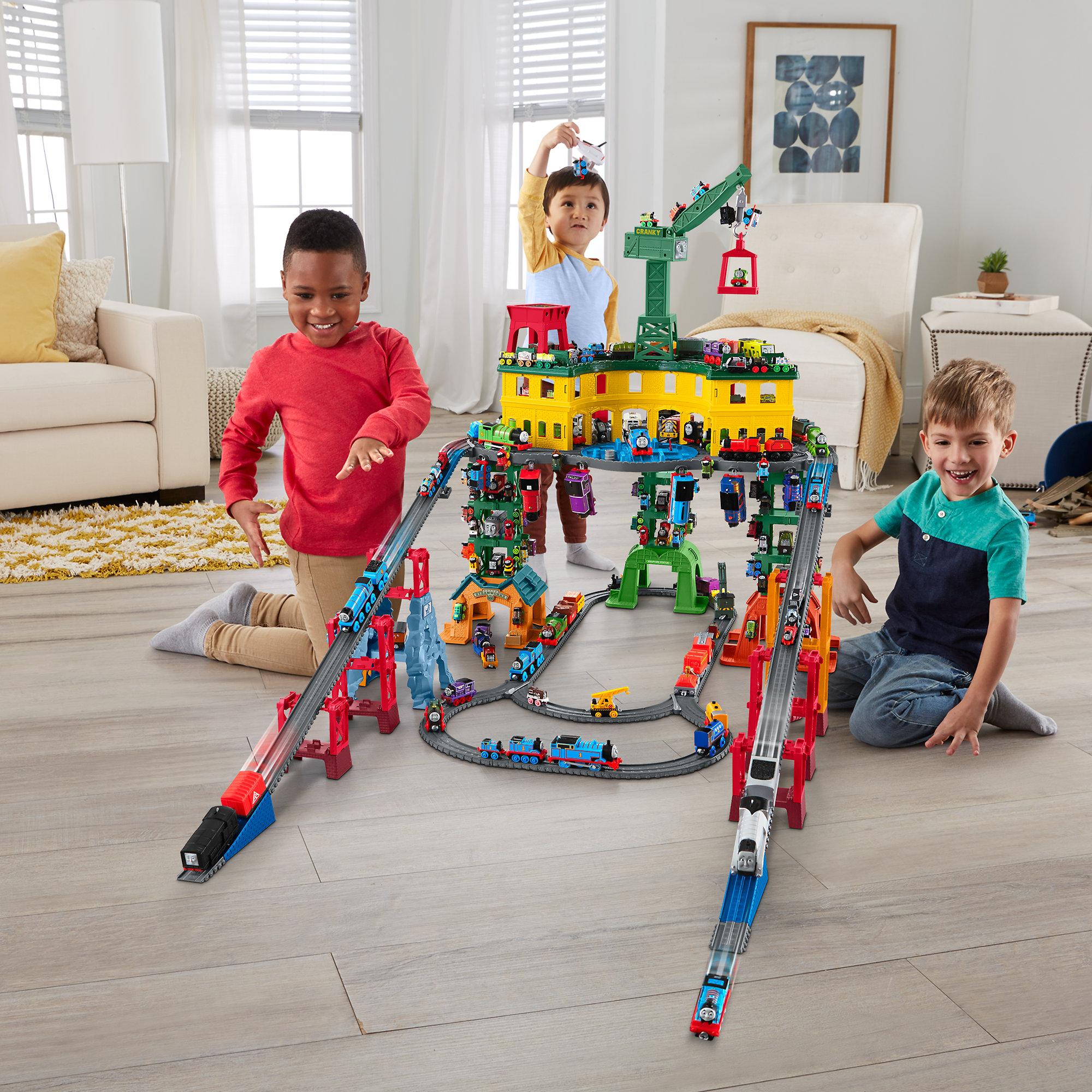 Thomas and Friends Super Station $19 YMMV Walmart B&M
