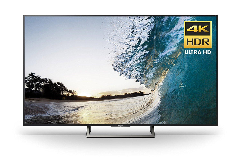 Sony XBR65X850E 65-Inch 4K Ultra HD Smart LED TV (2017 Model) $1198