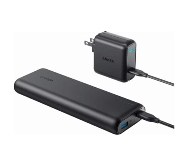 Anker - Power Delivery 20,100 mAh Portable Charger FS $59.99