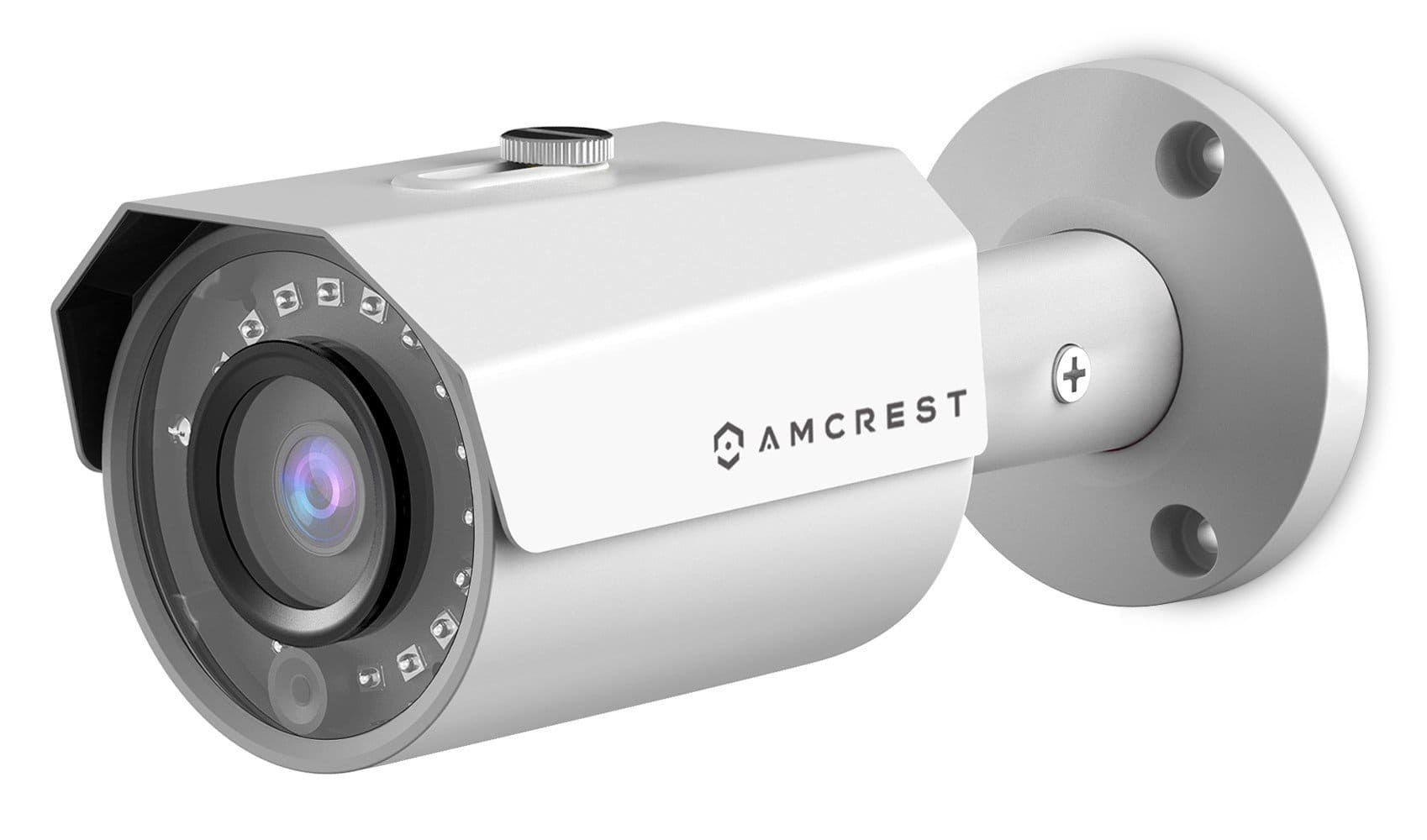 Amcrest ProHD 4MP POE Security Bullet Camera IP4M-1024E: $76.50 W/ 10% Off First Order + Free S/H