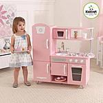 KidKraft Vintage Kitchen - Pink @ walmart.com $50, free shipping