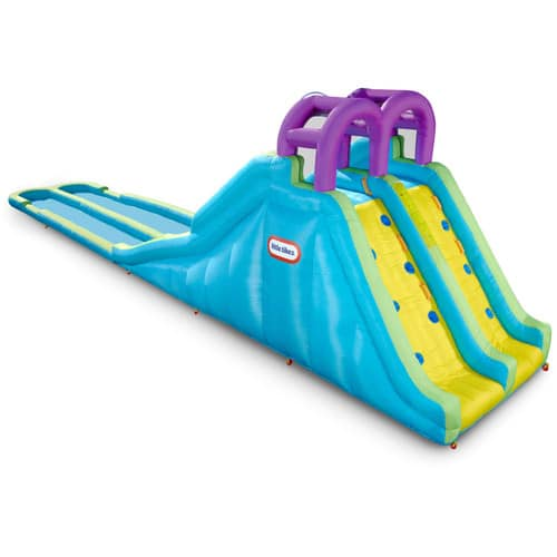 Little Tikes Inflatable Racing Water Slides was $500 now $250!