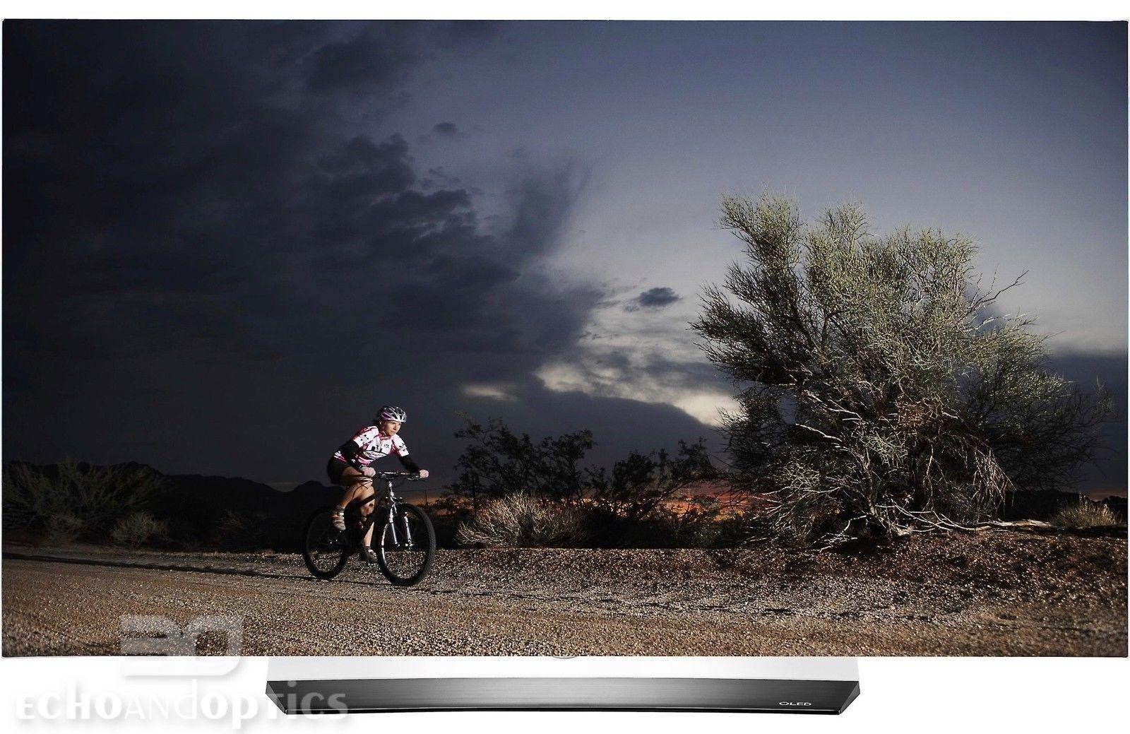 "LG 65"" OLED TVs: OLED65C6P & B6P $2400 at Echo and Optics via ebay"