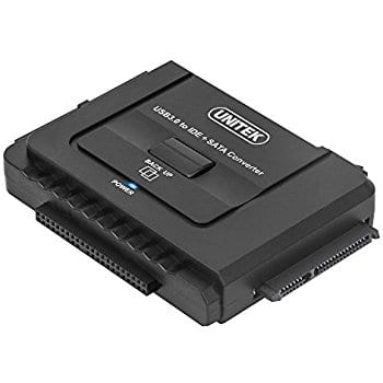 """USB WEme3.0 to SATA/IDE Adapter with Universal 2.5""""/3.5"""" Hard Drive Disk Converter $17.99 AC + FS w/ Prime"""