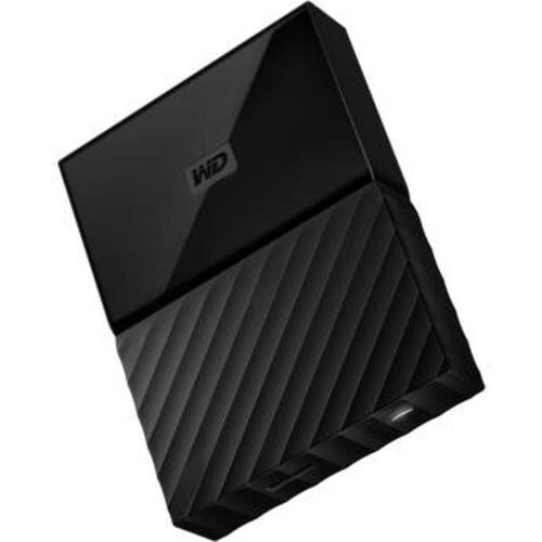 $99 WD 4TB My Passport USB 3.0 Portable Hard Drive (Black) at B&H and Amazon