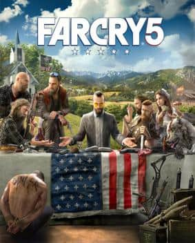 Far Cry 5 standard edition (PC, PS4, xbox one) $23.7