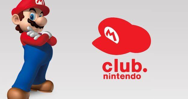 Club Nintendo Physical Rewards up to 50% off