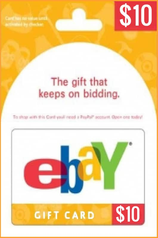 FREE $10 eBay Gift Card -- For Filling Out A Quote with Liberty Mutual Insurance! (Certain States Only)