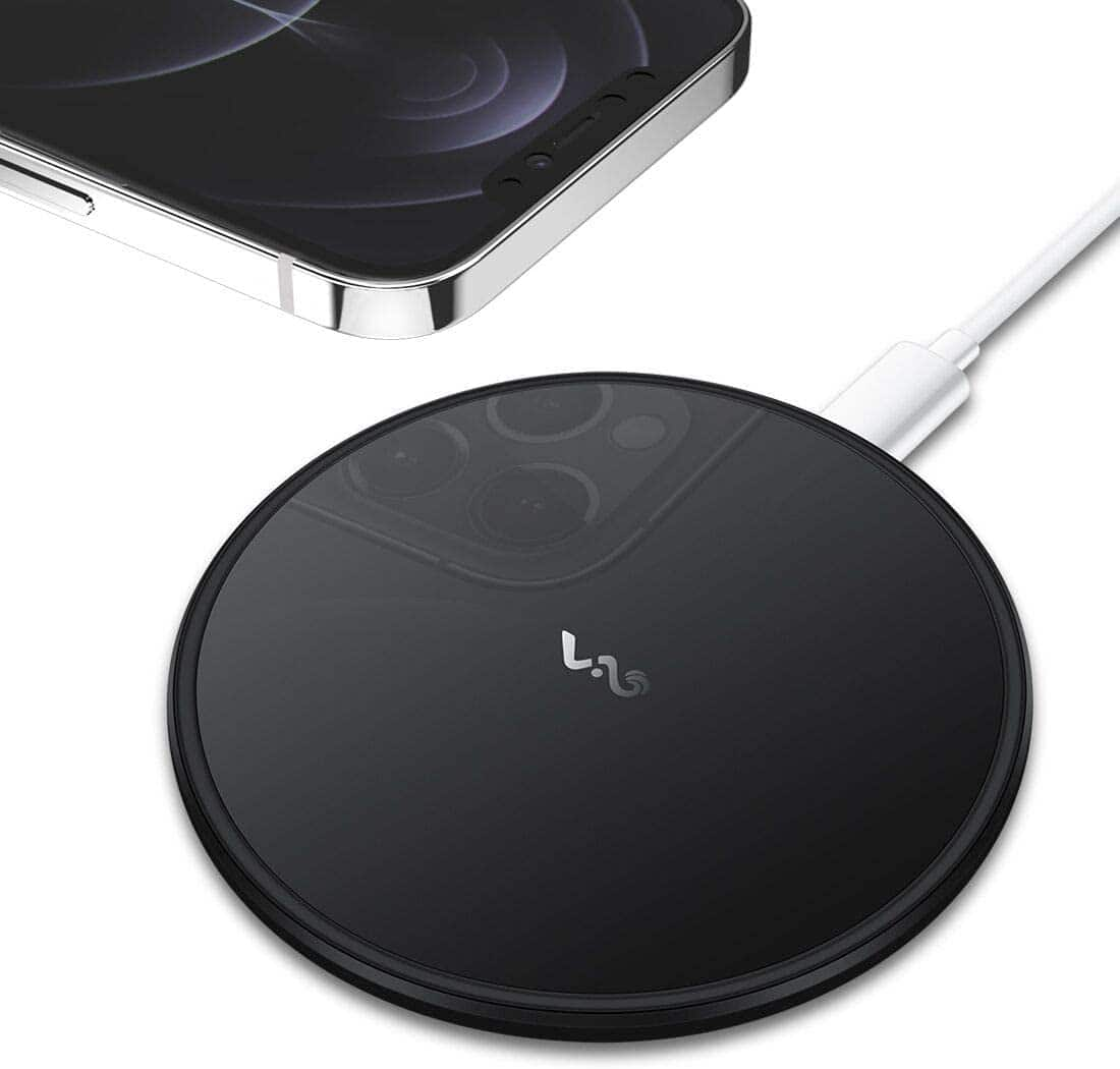 15W Fast Wireless Charger, Qi Certified Wireless Charging pad,7.5W for iPhone, 10W for Samsung $8.49 AC $8.48