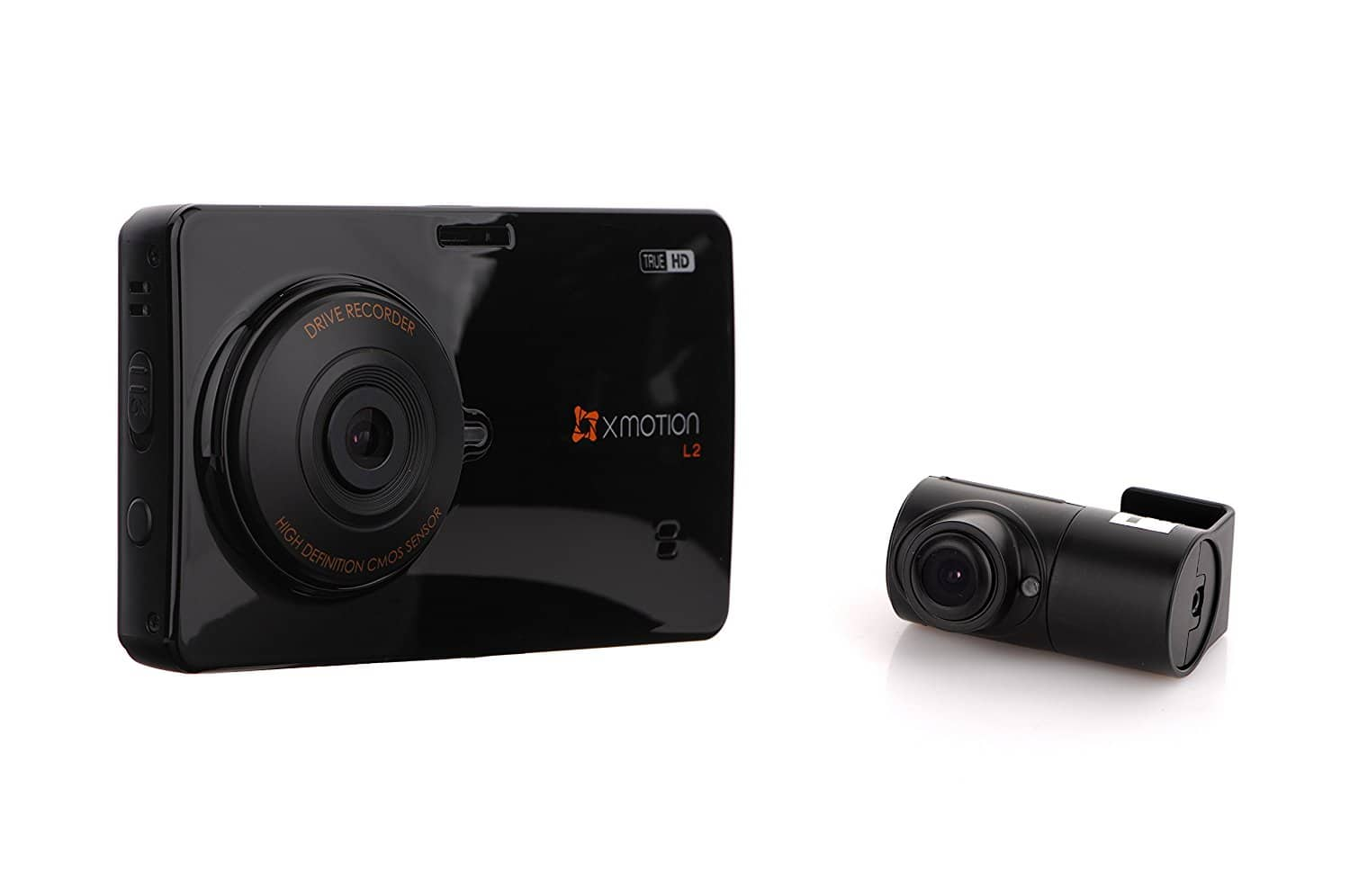 XMOTION L2 Front and Rear 2 Channel Dashcam $125.99