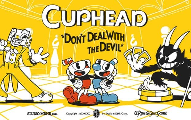 New to Fanatical! Cuphead - $14.99 with VIP Voucher - Save 25%