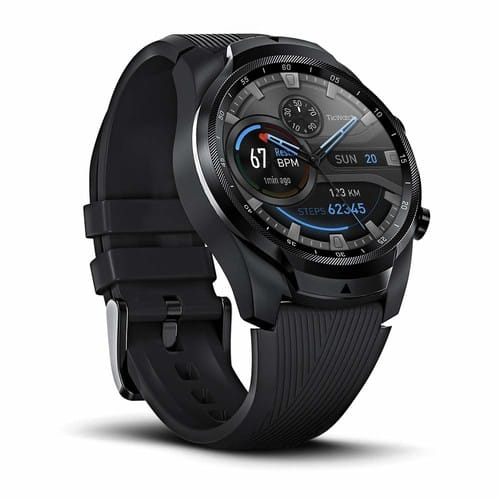 TicWatch Pro 4G/LTE, Cellular Dual Display Smartwatch with free TicPods Wireless Earbuds $248.17 + FS