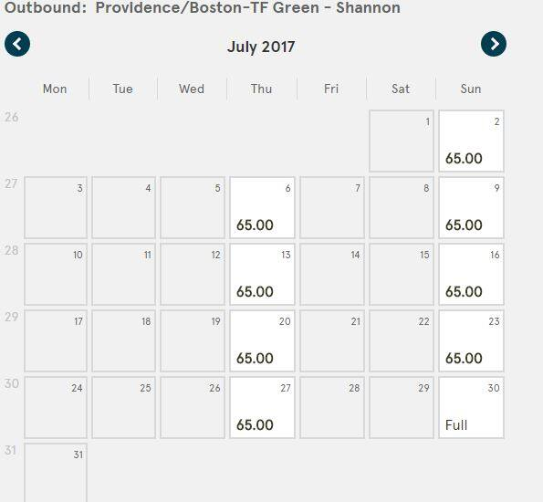 Norwegian Air $65 flights from northeast (PVD/SWF/BDL) to Ireland
