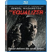 Amazon Deal: The Equalizer on Blu-ray - $14.99 from Amazon.com