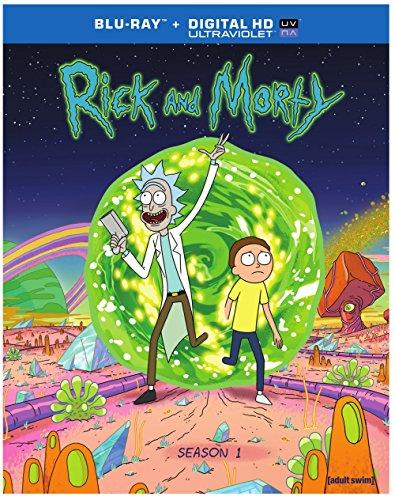 Rick & Morty: Season 1 [Blu-ray] for $16.49 from Amazon.com