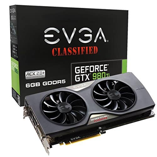 A bunch of GTX 980 Ti's on sale from Amazon Warehouse - starting @ $268