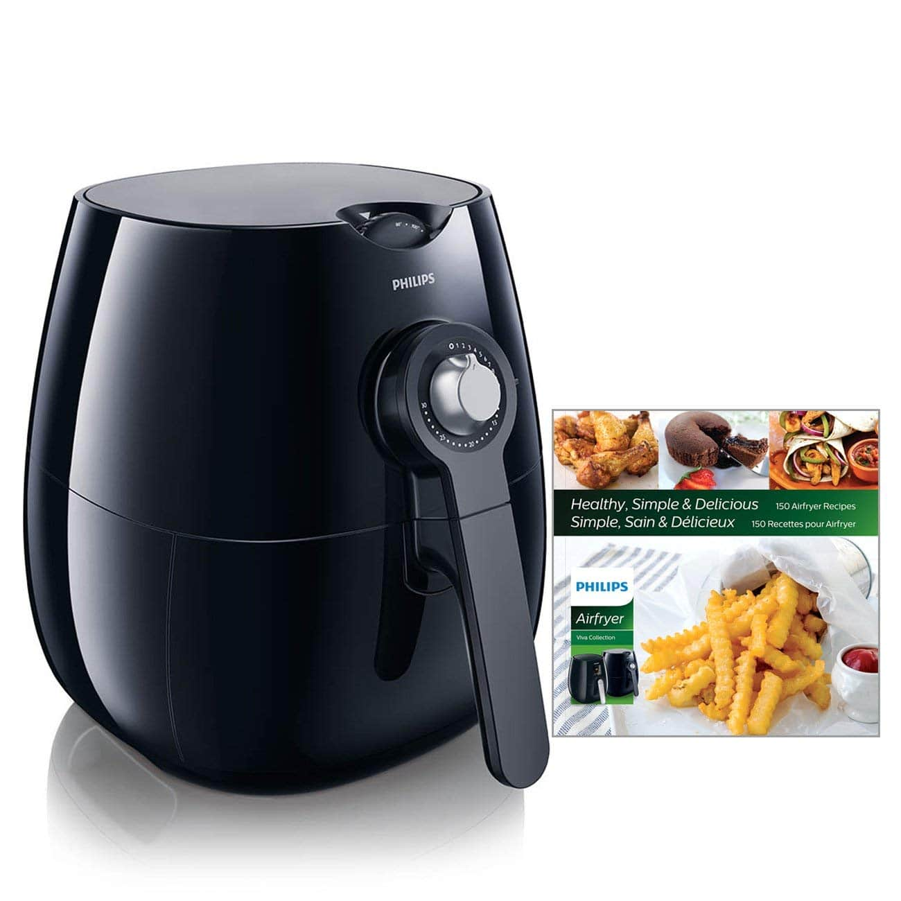 Philips HD9220/28 Viva Airfryer (Amazon Warehouse - Condition:Used - Like New) $41.73