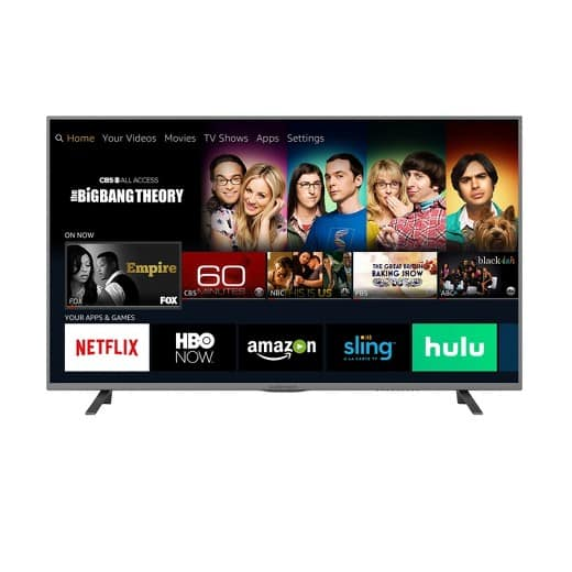 """Target (Pickup): Element 50"""" 4K-UHD Smart LED & Built-in Amazon Fire TV (Alexa)  $239.99 with 20% off promo code or $215.99 if using both promo code and 10% off Target GC  YMMV"""