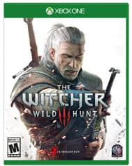 witcher 3  wild hunt with bonus items !!  xbox one 29.99 freeship with store pickup