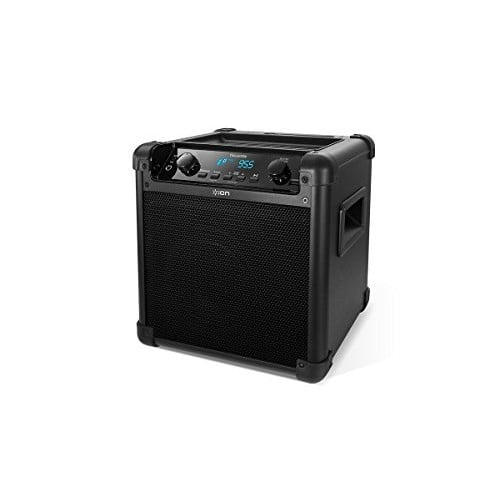 Ion Audio iPA77 Tailgater Portable Bluetooth Speaker System with Microphone, $69.99