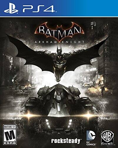 Batman Arkham Knight PS4 and XB One $19.99 Amazon Lightning Deal Live now