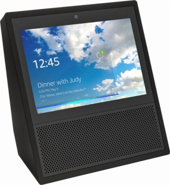 Amazon - Echo Show (1st Generation) $99.99 Bestbuy
