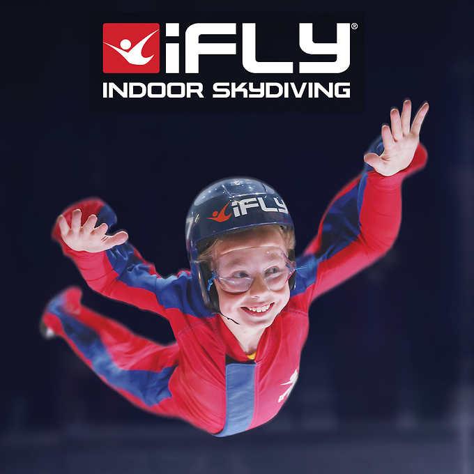 Indor Skydiving $109.94