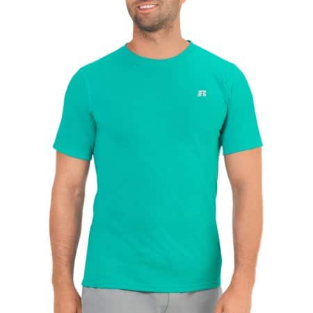 Russell Men's Performance Dri Power 360 T-shirt - $4.17 w/ Free Shipping