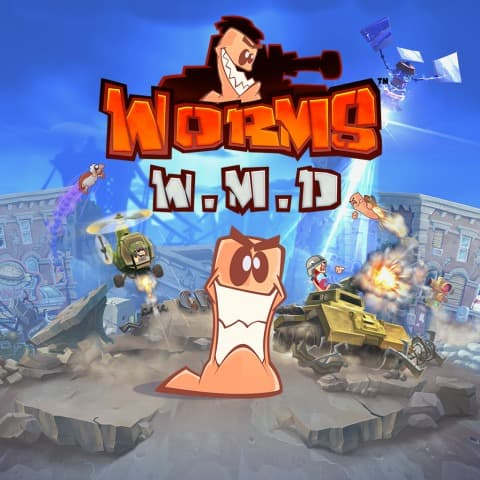Worms W.M.D (PS4) for $10.19 (with PS+)