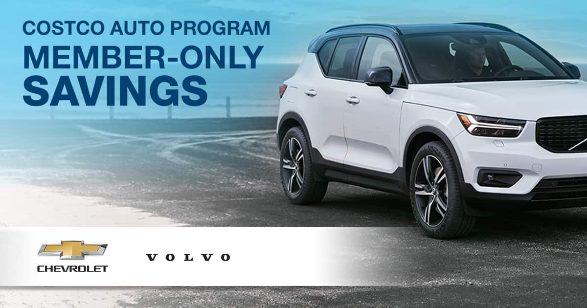 Costco members: purchase/lease Volvo XC60, get $1,250 off or XC40 Recharge, get $2,000 off