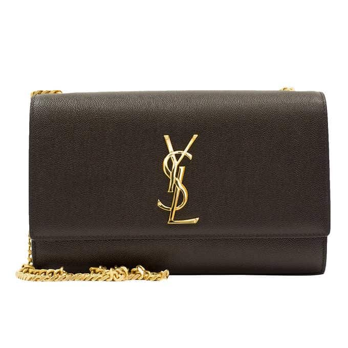 COSTCO MEMBER ONLY DEAL: Yves Saint Laurent Medium Kate Shoulder Bag, Black $1399.99 + Shipping Included @Costco