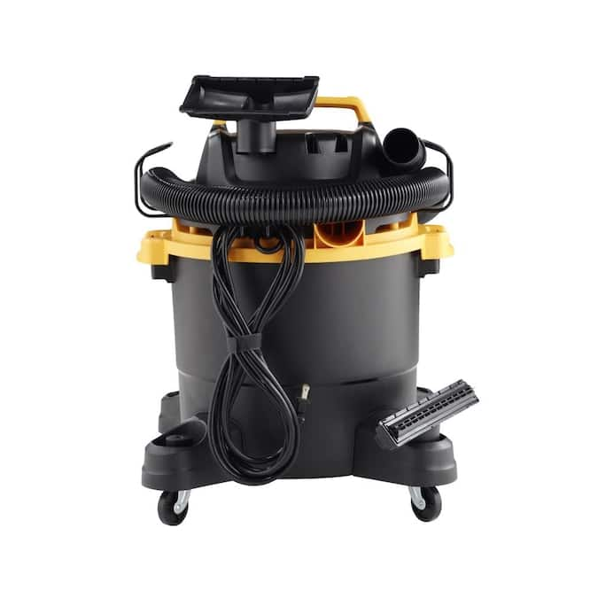 VacMaster Corded Portable Wet/Dry Shop Vacuum 3 gallon $13.97 4 gallon $19.97 6 gallon $21.97 9 gallon $25.97 12 gallon $39.57 @lowes YMMV in store only