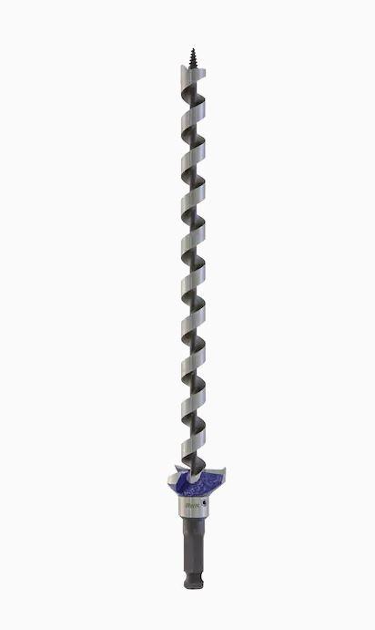 IRWIN 1/2-in Woodboring Auger Drill Bit $4.49 @lowes YMMV
