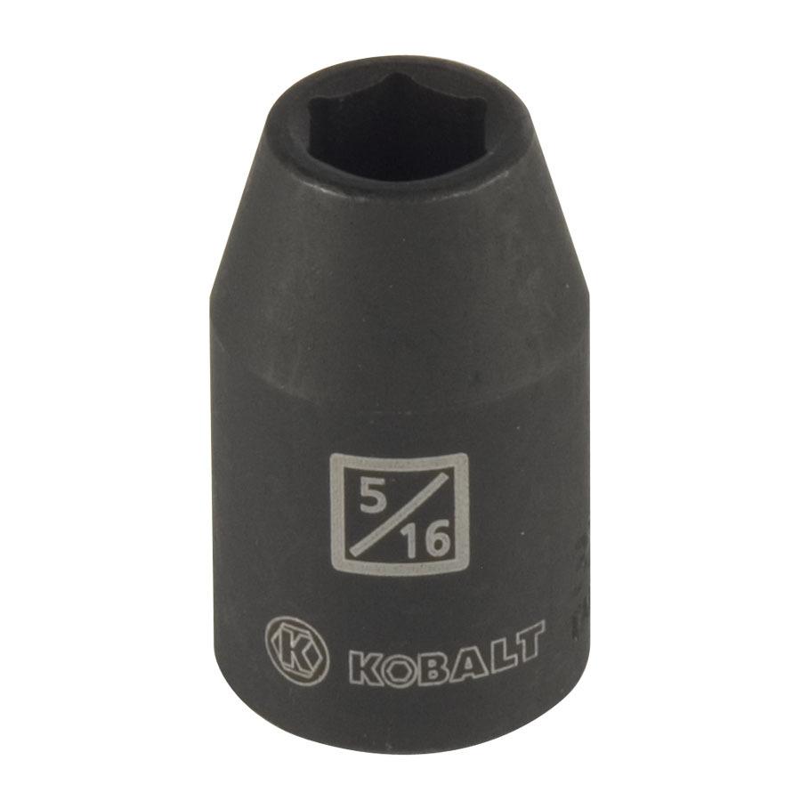YMMV < $1 filler item Kobalt impact socket or Hex Driver Socket @lowes