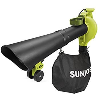 Sun Joe Sbj606e Ga Sjg 4 In 1 Electric Leaf Blower 250