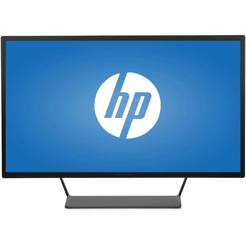 "32"" HP Pavilion 2560x1440 QHD LED 2K Monitor (Refurbished) $207 AC/FS  (GZ08AA or V1M69AA) display @ebay"