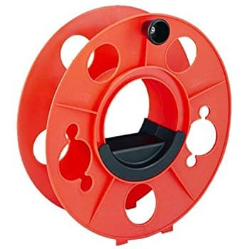 Bayco KW-130 Cord Storage Reel with Center Spin Handle, 150-Feet $6.77 @amazon or walmart