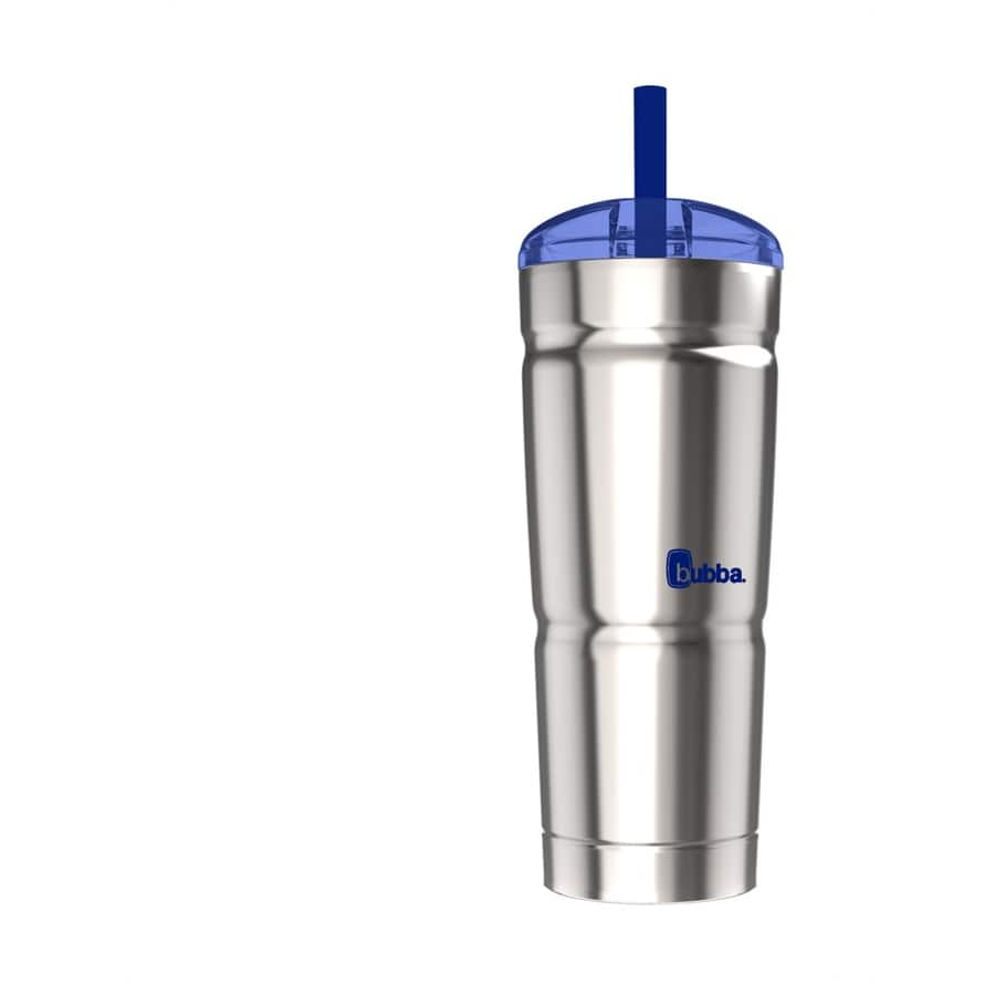 bubba Envy Blue Lid 32-fl oz Stainless Steel Water Bottle Cover or clear $12.99 @lowes