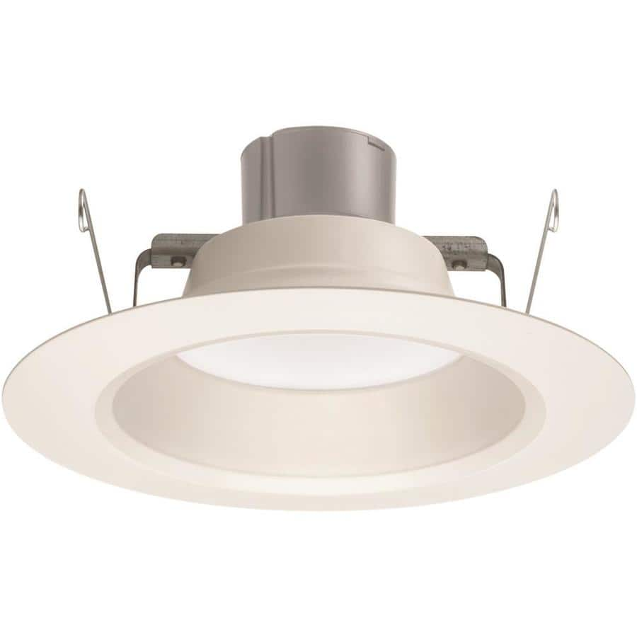 MA RI only regional price Juno 2-Pack 65-Watt Equivalent White Dimmable LED Recessed Retrofit Downlight (Fits Housing Diameter: 5-in Or 6-in) $4.98 @lowes YMMV