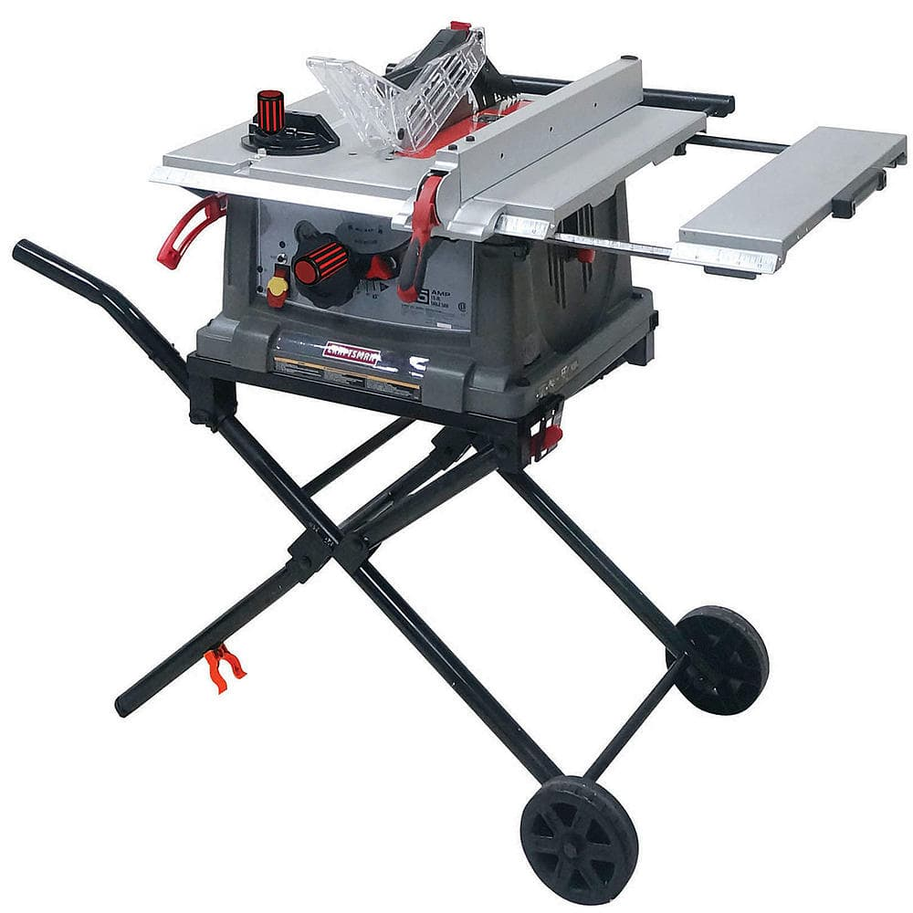 Craftsman 15 amp 10 portable table saw 17999 sears slickdeals craftsman 15 amp 10 portable table saw 17999 sears greentooth Images